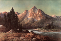 Evening-in-the-Tetons