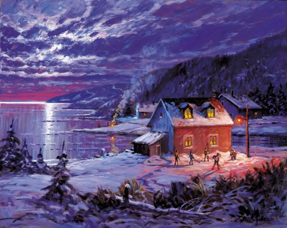 Cottage de Charlevoix