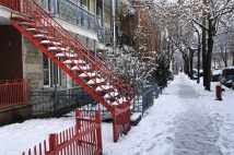 The Red Stairway