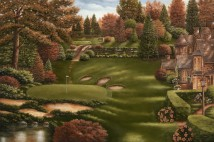 Country Club Landscape