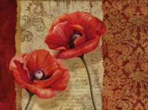 Poppy Flourish