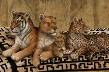 Wildlife Tapestry