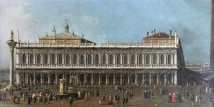 The Library and The Piazetta, Venice