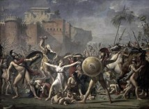 The Battle of The Sabines