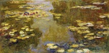 The Lily Pond (Giclee)