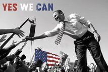 Obama: Yes we can (crowd)