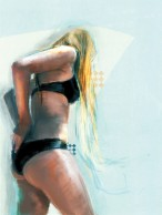 Surf's Up (Giclee)