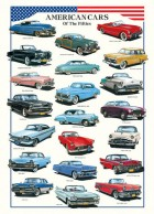 American Cars of the Fifties