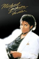 Michael Jackson – Thriller Album Cover