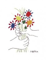 Hand with Bouquet