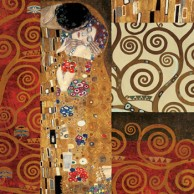Klimt Details (The Kiss)