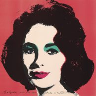 LIZ 1964 by ANDY WARHOL LOW