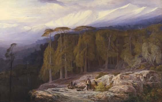 edward_lear_-_the_forest_of_valdoniello_corsica_-_google_art_project