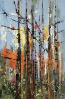 Eclectic Forest Rebecca Meyers 16623