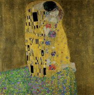 Il Bacio The Kiss Yellow