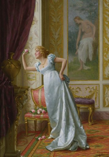 The Attraction Vittorio Reggianini 28x40