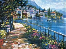 SunlitStroll_HowardBehrens
