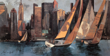 Sailboats-In-Manhattan1