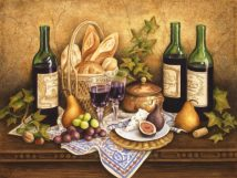 French Country Wine I