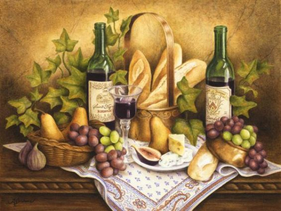 French Country Wine II