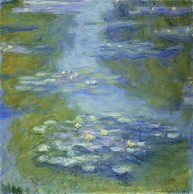 Water Lilies (Giclee)