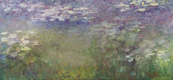 Water Lilies, ca. 1916-1920