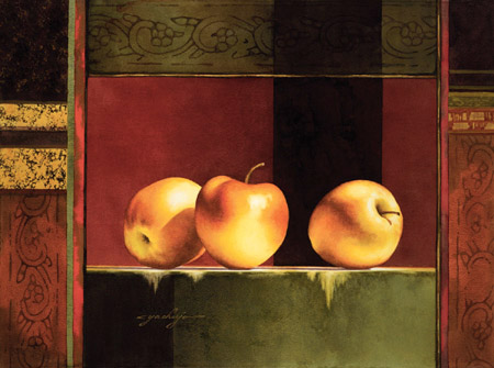 Apples, Deco II