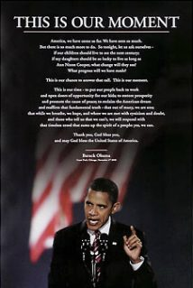 Obama: This Is Our Moment