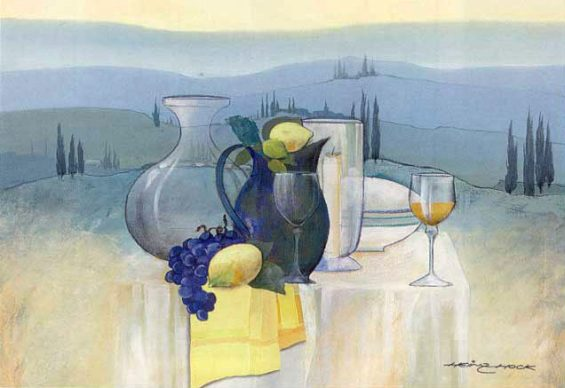 Still life in Toscana II