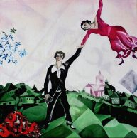 marc chagall spacer