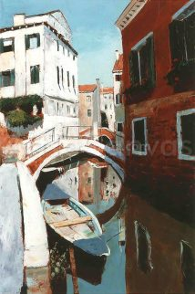 Afternoon Shadow, Venice