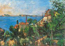LaMerALestaque Cezanne