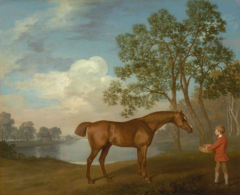 George_Stubbs_-_Pumpkin_with_a_Stable-lad1
