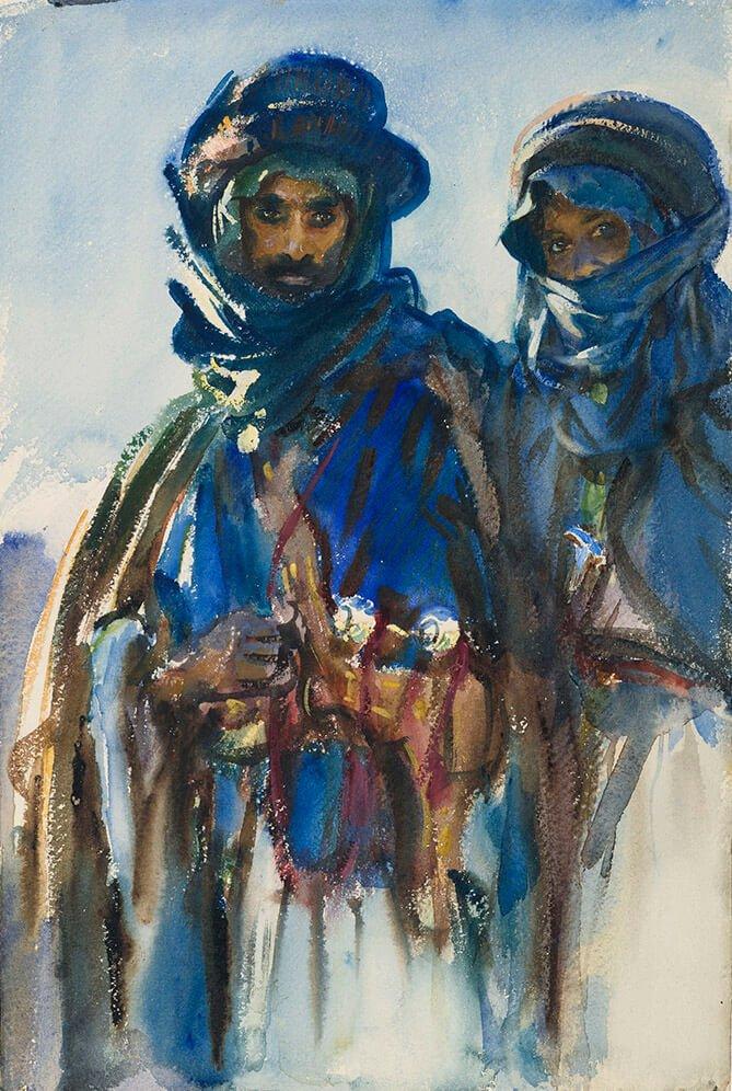 Bedouins - John Singer Sargent