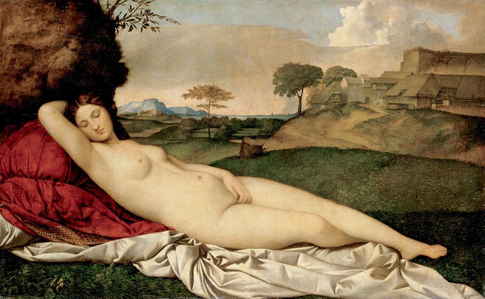 Giorgione_-_Sleeping_Venus_2