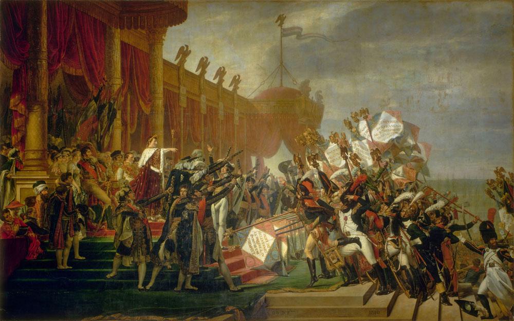Jacques_Louis_David_-_Serment_de_l'armée_fait_à_l'Empereur_après_la_distribution_des_aigles,_5_décembre_1804