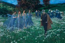 A World, 1899 Maximilian Lenz LOW