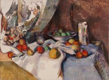 Nature morte Paul Cézanne LOW