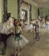 The Ballet Dance Class LOW